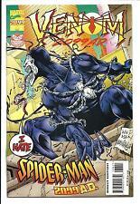 SPIDER-MAN 2099 # 38 (VENOM, VARIANT COVER, DEC 1995), NM+