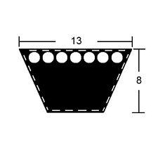 Keilriemen Profil A/13 x 2464