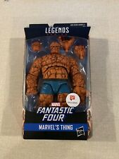 Marvel Legends Walgreens Exclusive Fantastic Four The Thing