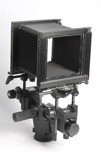 Sinar F/ F2 4x5 / 9x12 Großformatkamera