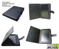 Tasche Archos 90 - Case für E-Book Archos 90 & Odys Leon Media Player schwarz