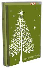 Tree Free Greetings Eco Friendly Starlight Christmas Card Set