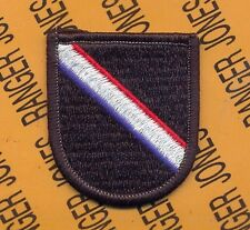 3rd SOCCE Special Operations Cmd & Ctrl Element Airborne beret flash patch #3B