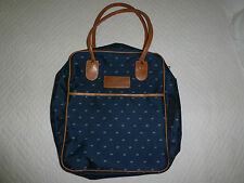 vintage ROYAL VIKING CRUISE LINE airline style bag tote travel carry-on NICE