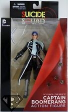 "CAPTAIN BOOMERANG DC Comics Suicide Squad The New 52 7"" inch Action Figure 2014"