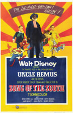 Song of the south Disney cult movie poster print #22