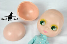 ☆╮Cool Cat╭☆ Blythe (Ⅰ) Custom PVC Scalp For Hair Sewing x 1 Pc