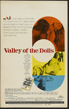 Valley of the dolls Barbara Parkins movie poster print 2