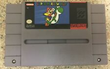 SNES Super Mario World 1991 Japan