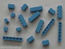 LEGO MdBlue bricks 3005 3004 3010 & plates 3666 / Set 10187 Volkswagen Beetle