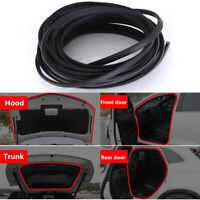 Car Motor Door Rubber Seal Weather Strip Protector Edge Trim Guard Pinchweld