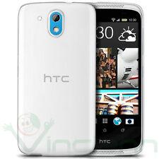 Custodia AIR cover ultra sottile trasparente per HTC Desire 526 case flessibile