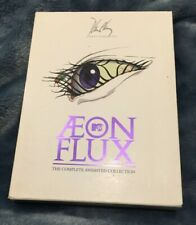 Aeon Flux - The Complete Animated Collection (Dvd, 2005, 3-Disc Set) Used
