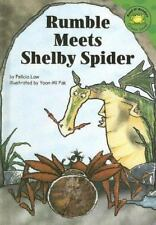 Rumble Meets Shelby Spider-ExLibrary