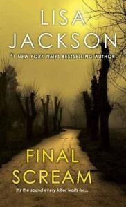 Final Scream by Lisa Jackson (2017, Mass Market)
