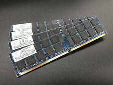 8GB Kit - 4x 2GB Nanya PC2 3200 R NT2GT72U4NA0BV-5A 2Rx4 Memory RAM Module