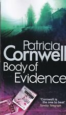 Body of Evidence by Patricia Cornwell Paperback Book