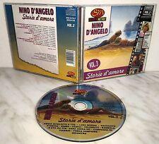 CD NINO D'ANGELO - STORIE D'AMORE VOL.3