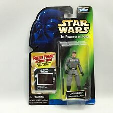 Star Wars POTF2/CAPTAIN PIETT Action Figure/Kenner 1996/Freeze Frame COLLECTION2