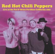 Red Hot Chili Peppers Live at the Pat O Brian Pavilion California 1991 CD RARE