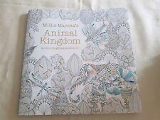 Colouring book adventure: Animal Kingdom by Millie Marotta