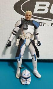 Star Wars Six Inch Black Series Captain Rex Loose