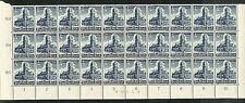 Reich 752 postfris veldeel van 30 zegels