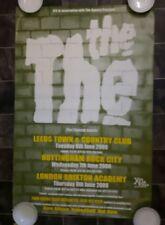 The The/ Matt Johnson Huge Billboard 2000 UK Tour Poster Rare Item 151cm x 102cm