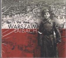 LAIBACH WARSZAWA 1 VIII 1944 LIMITED TOP RARE POLISH CD POLSKA POLAND POLEN