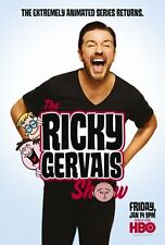 Ricky Gervais Show Poster #01 24x36""