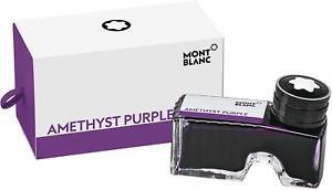 Montblanc Ink Bottle Refill Amethyst Purple 124488 60ml
