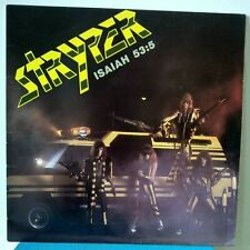 STRYPER Soldiers Under Command 1985 LP Dokken White Lion Hair Metal RARE