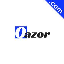 QAZOR.com 5 Letter Premium Short .Com Marketable Domain Name