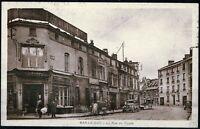 CPA - 55 Meuse BAR-le-DUC la Rue du Cygne