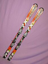 Fischer RX8 FTi all mtn carving skis 160cm w/ Fischer FX 12 adjustable bindings~
