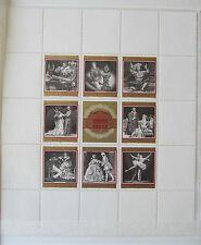 Verschobenem Golddruck Staatsoper 1969, postfrisch ** - ANK 6.400 Euro