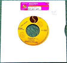 "MADONNA BURNING UP 1983 LIMITED JUKE-BOX MADE IN ITALY 7"" VINYL RARE 45 giri/rpm"
