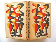 LOUIS GUILLOUX : PARPAGNACCO / CARTONNAGE PRASSINOS / NRF / 1955 / ÉO N° / BE