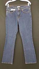 LEVIS 515 Boot Cut Womens Dark Blue Jeans Denim Size 8M x 31 EUC