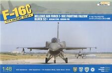 Kinetic 1/48 helénica F-16C Fighting Falcon bloque 52+ # 48028