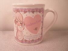 Godmother Enesco Precious Moments Coffee Cup Mug 1994
