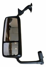 New Volvo VNL Door Mirror With Arm | CHROME | Driver Side (LH)