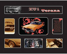New Holden XU1 Torana Limited Edition Memorabilia Framed