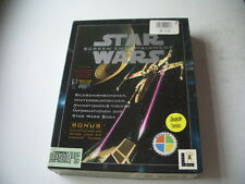 Star Wars SCREEN Entertainment (PC) RETRO kartonbox