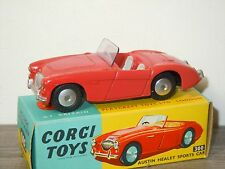 Austin Healey Sports Car van Corgi Toys 300 England in Box *26703