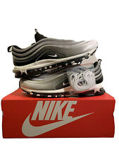 Nike Air Max 97 Silver Gradient Fade 921826-016 Men's Size 11