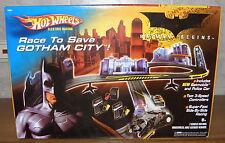 Batman Beginns - Race to Save Gotham City - Slotcar von Hot Wheels NEU OVP NEW