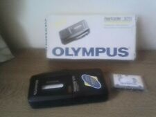 More details for unused olympus pearlcorder s711 microcassette voice recorder dictaphone  black