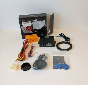 EASYGUARD RFID car Alarm System Push Start Button & keyless go System fits DC12v