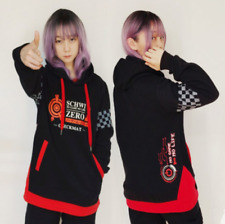 No Game No Life Zero Hoodie Sweater Coat Cos Gift Cotton Long Sleeves